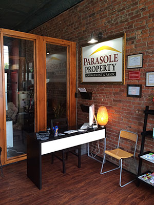New Parasole Properties Office