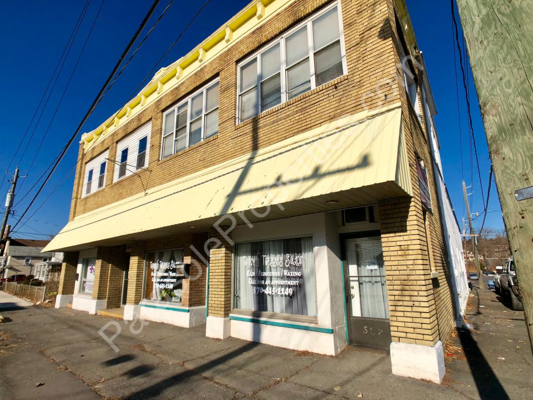502 Main St Studio 2 Peckville Pa 18452 Parasole Properties